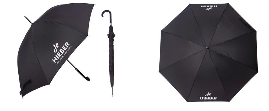 parasol logo nadruk